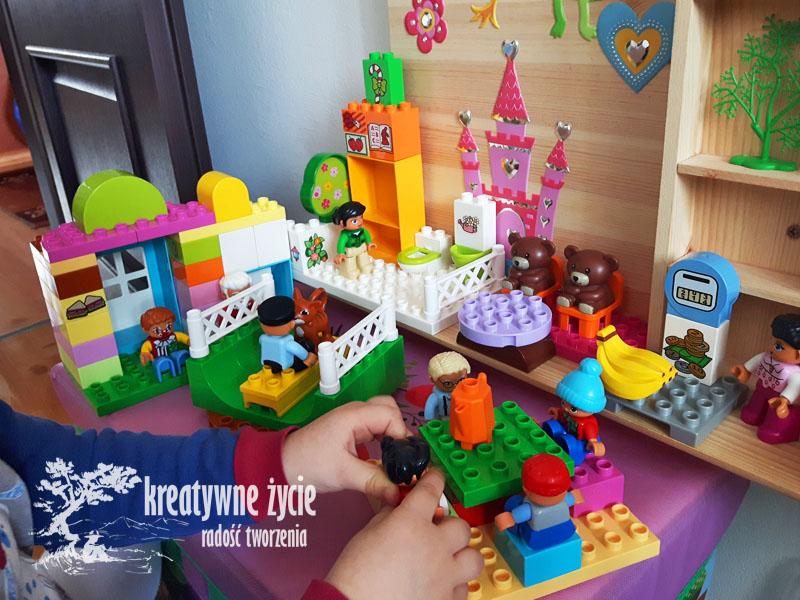Zabawa Lego Duplo