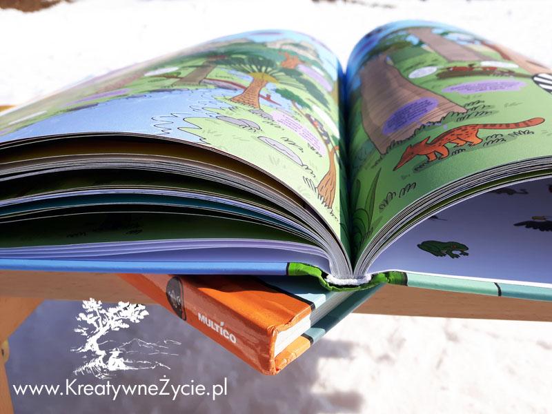 Grubość książki Tomasza Samojlika