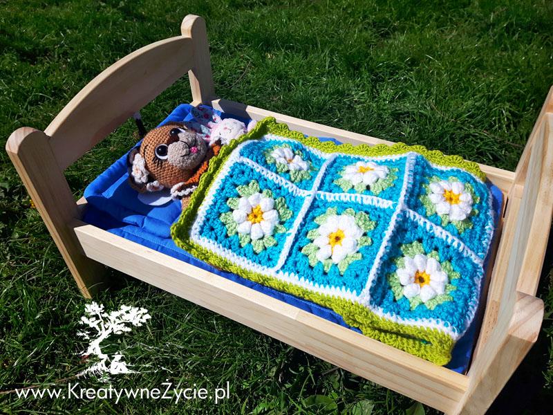 łóżeczko ikea dla lal
