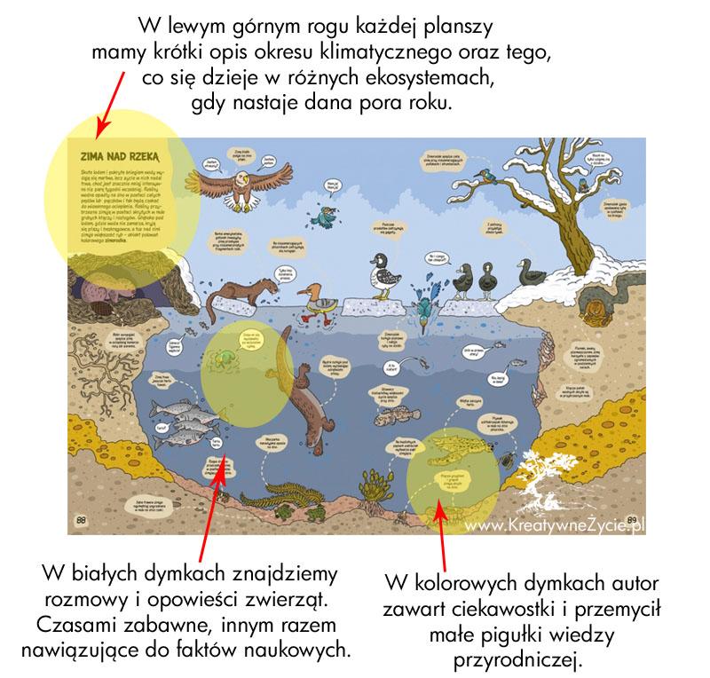 Schemat książki O rety przyroda