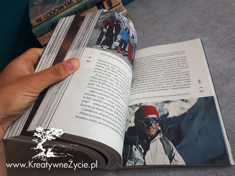Książki o górach
