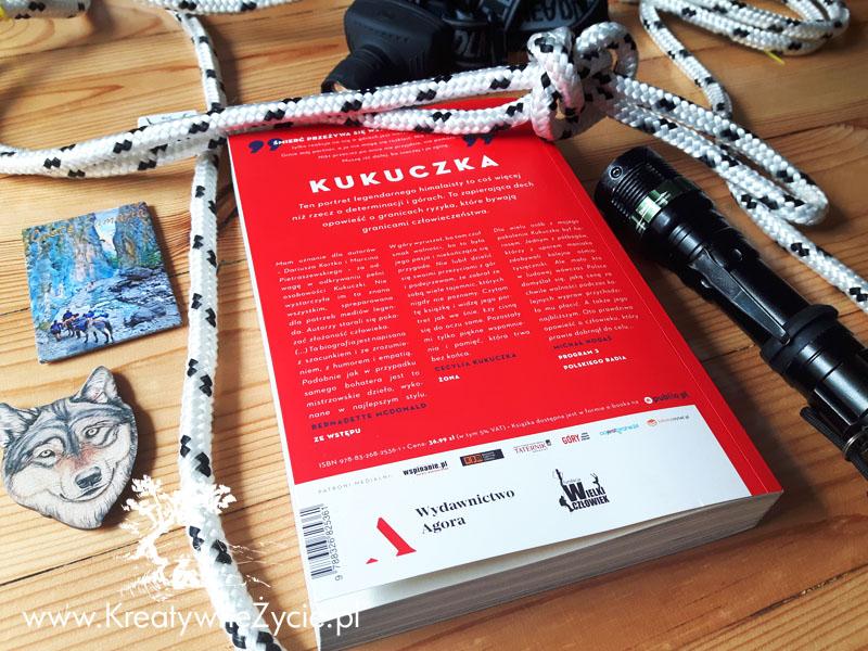 Książka o Kukuczce