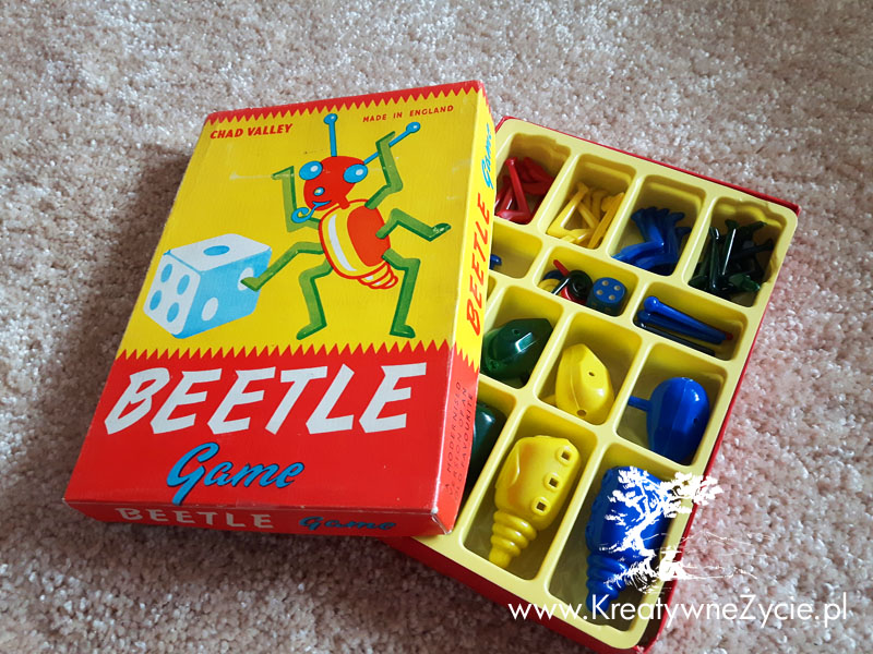 Beetle Game Chad Valley