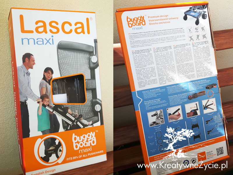 Lascal Buggy opinie