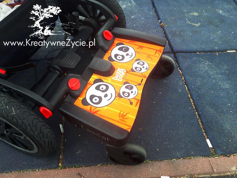 Dostawka Lascal Panda opinia