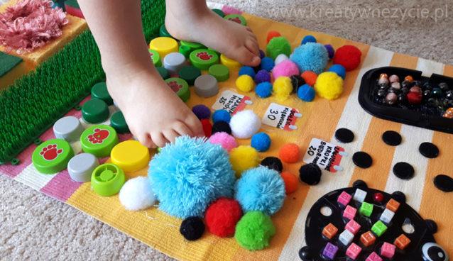 Mata sensoryczna i edukacyjna Moje Dzieci Kreatywnie