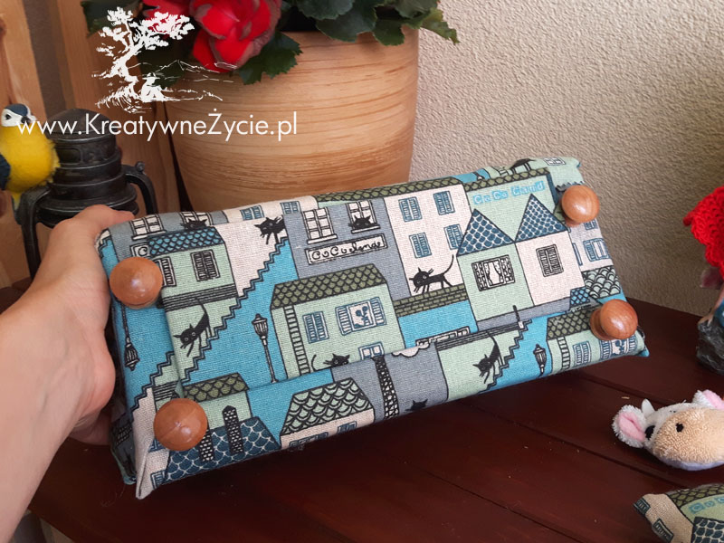 Sofa dla Barbie handmade
