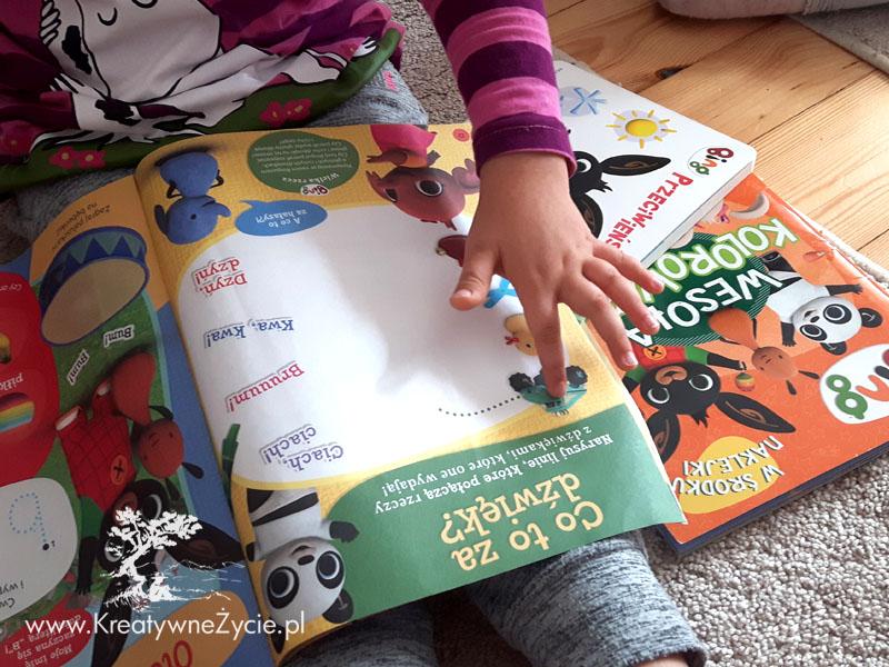 Bing-materiały edukacyjne dla dzieci