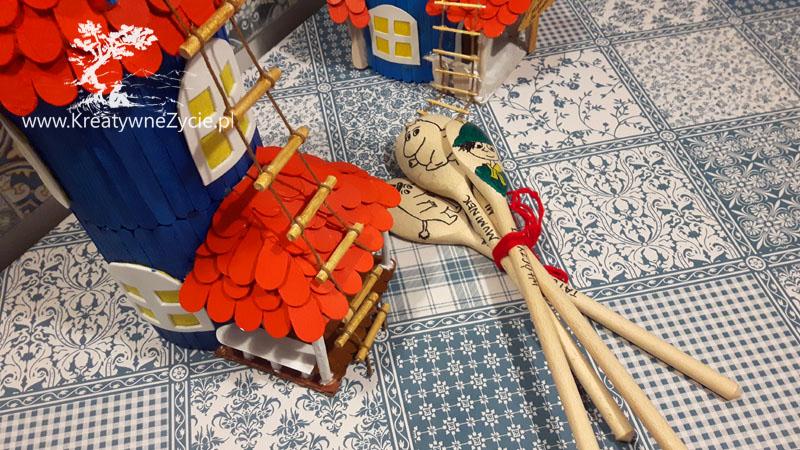 Moomin house handmade