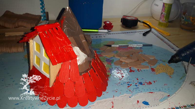 Domek Muminków DIY