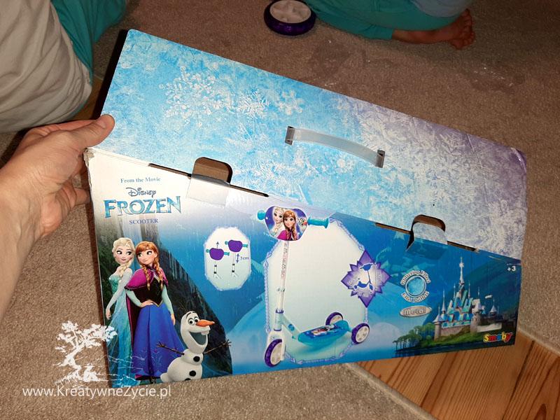 Hulajnoga Frozen Elza i Anna