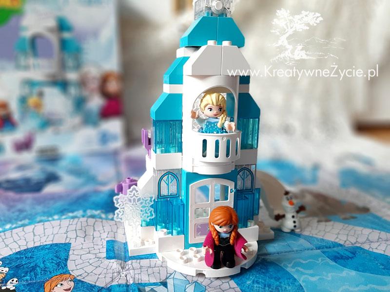Zamek Elzy Lego Duplo