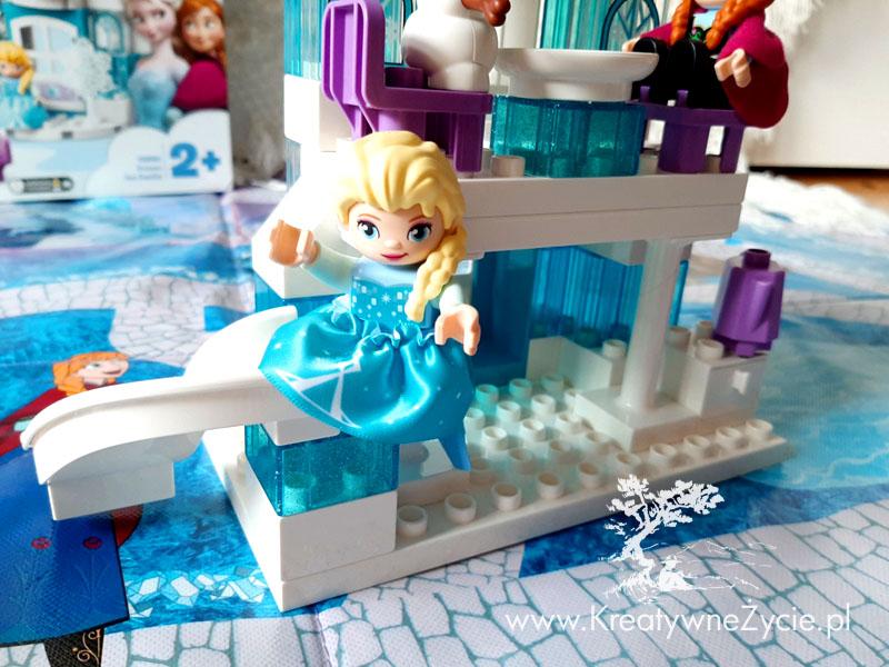 Elza Lego Duplo figurka