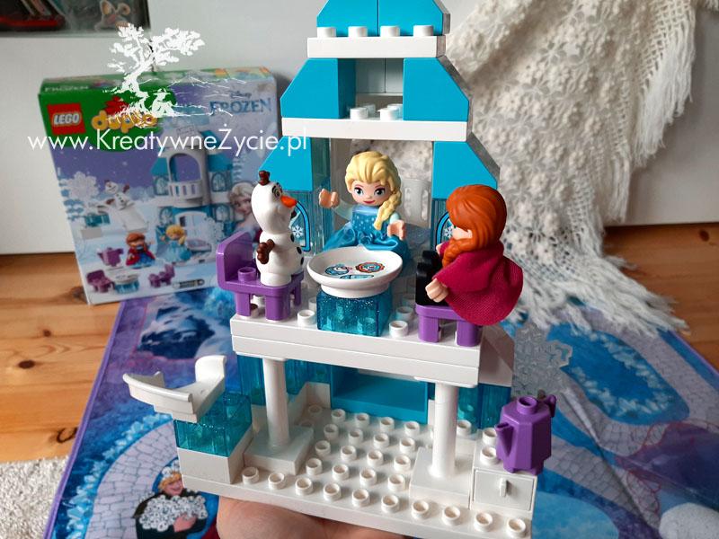 Lego Duplo Anna i Elza i Olaf
