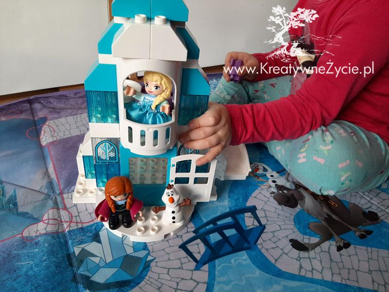 Zamek Krainy Lodu