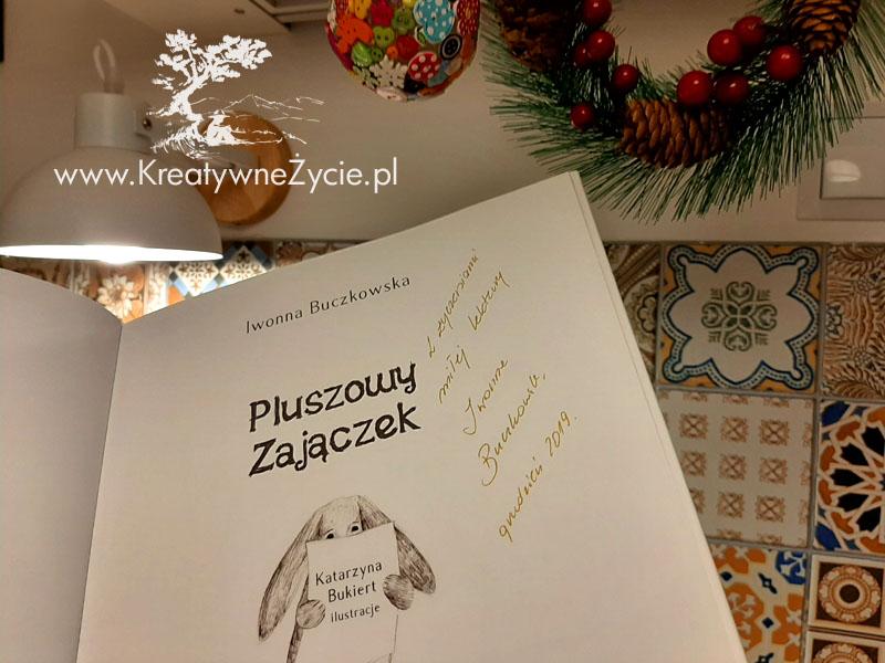 Iwonna Buczkowska Poluszowy zajączek