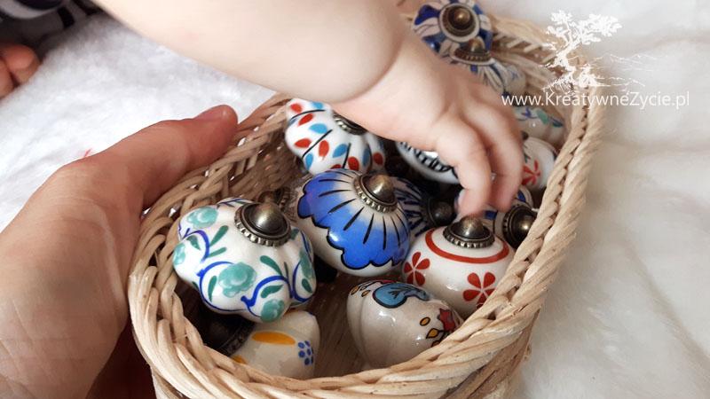 Gałki do mebli orientalne