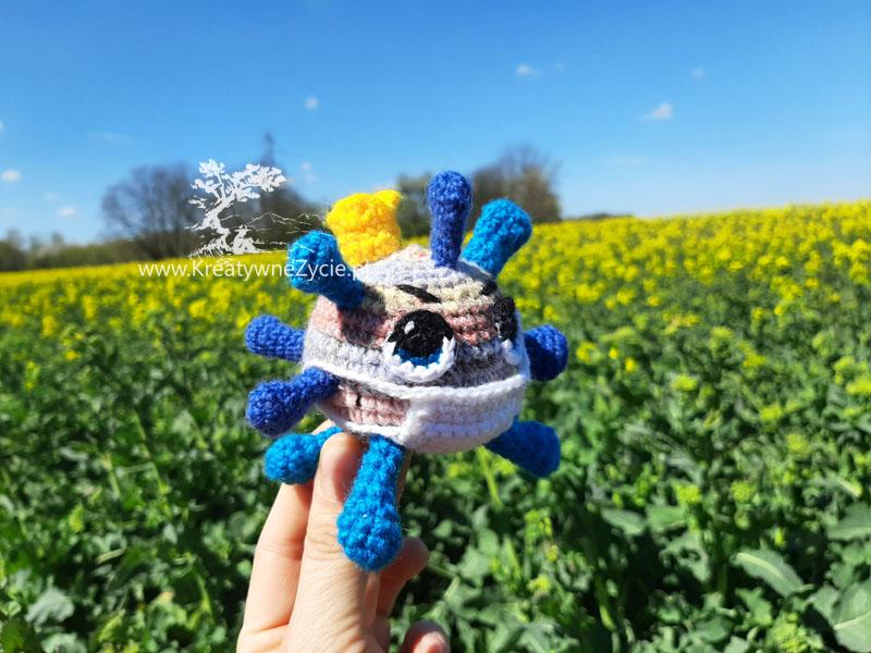 crochet microb