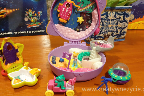Polly Pocket Saturn space explorer
