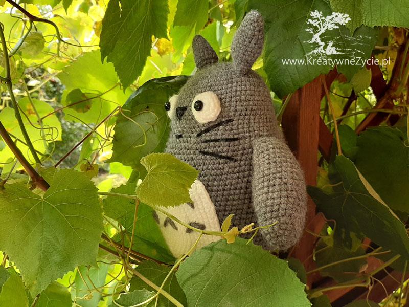 Totoro crochet diy