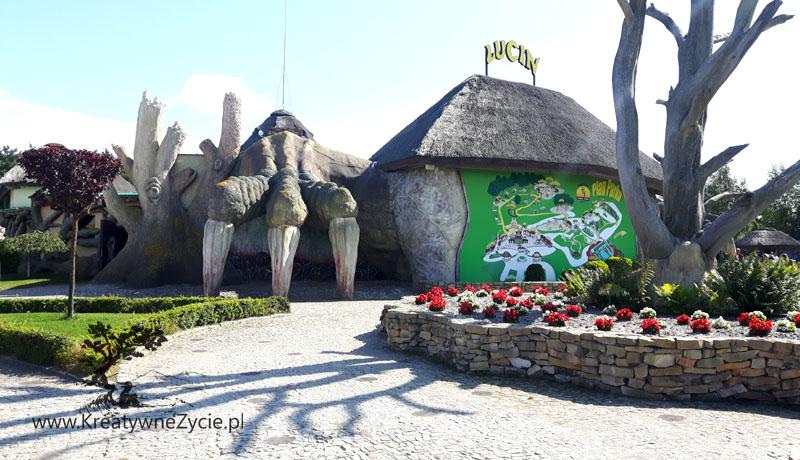 Łeba park atrakcje