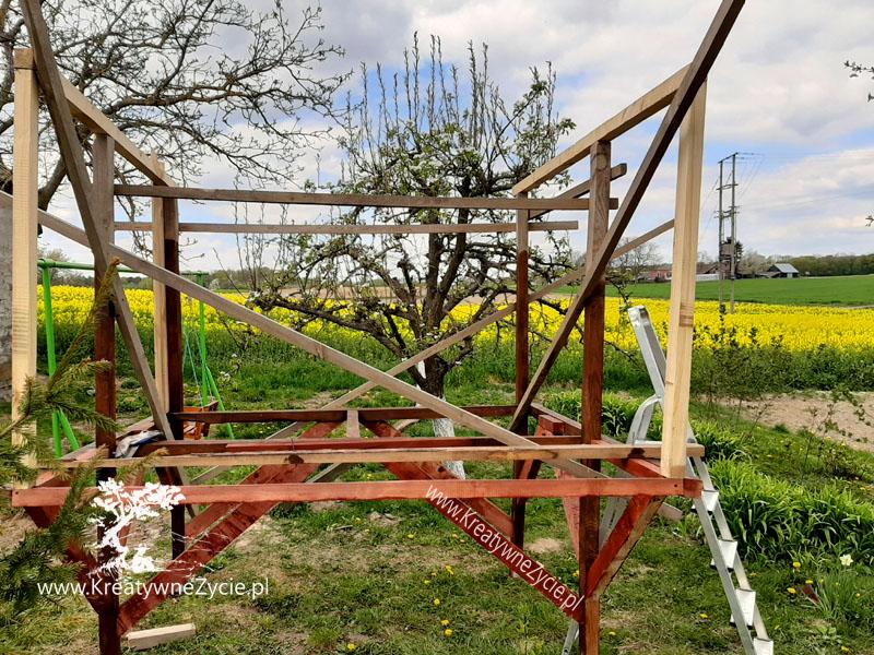 Jak zrobić domek ogrodowy