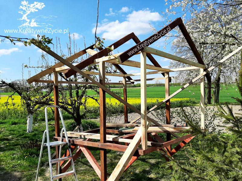 Domek ogrodowy - jak zrobić