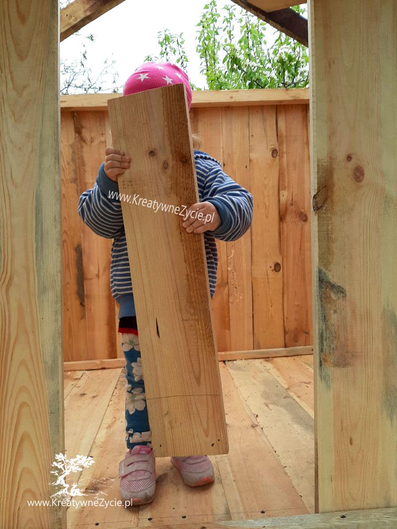Jak zrobić domek dla dzieci