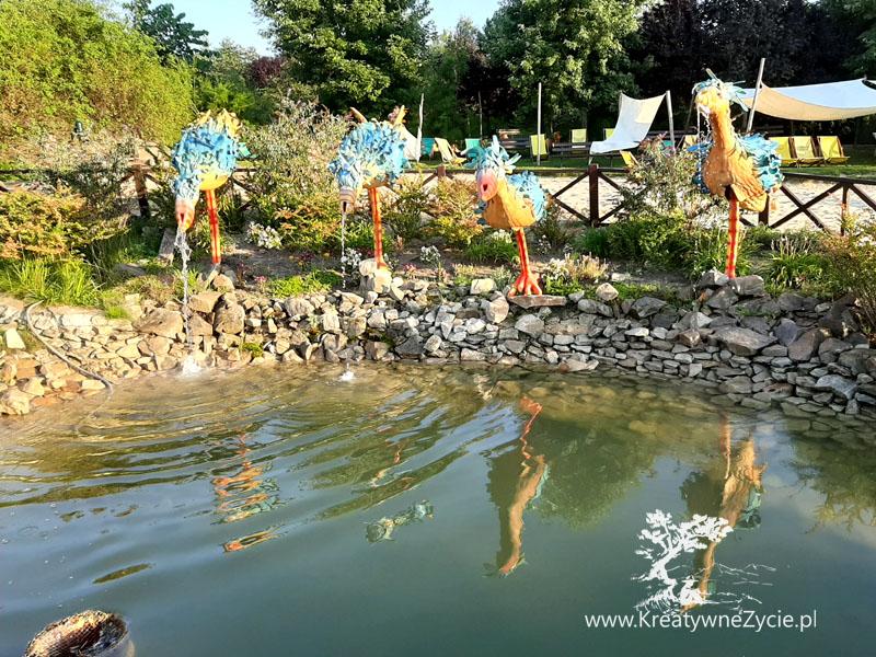 Magiczne ogrody fontanny