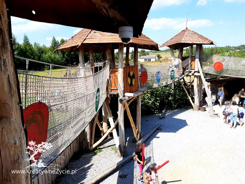 Krasnoludy - magiczne ogrody