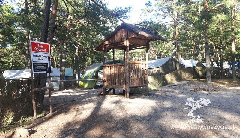 Obóz harcerzy Stilo
