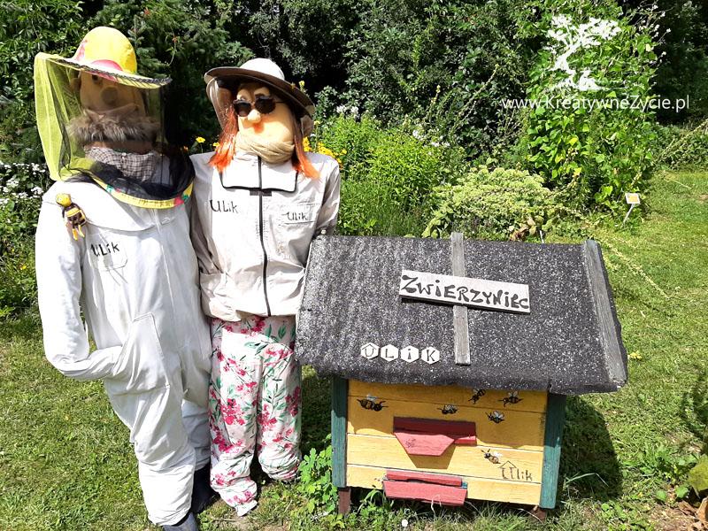 Pszczoły skansen Roztocze