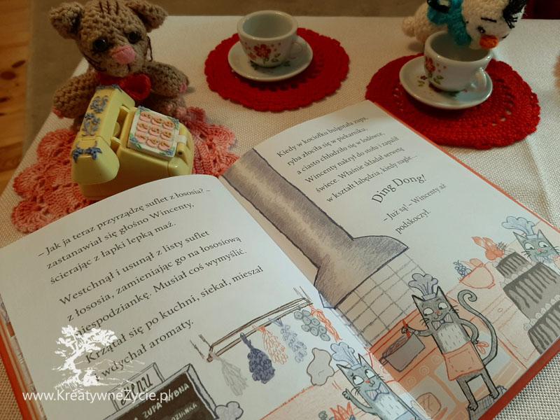 Wincenty i Kołtun książka dla dzieci