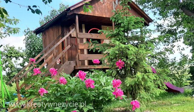 Domek ogrodowy jak zrobić