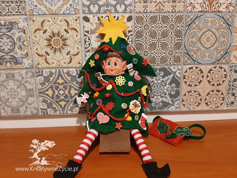 Elf christmastree
