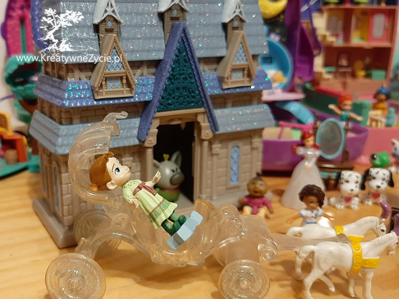 Disney Animators i Polly Pocket