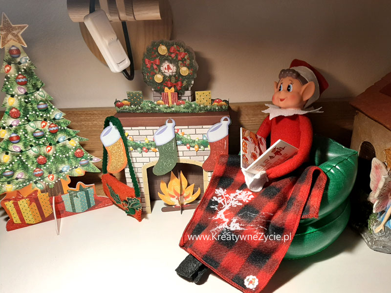 Elf on the shelf polska