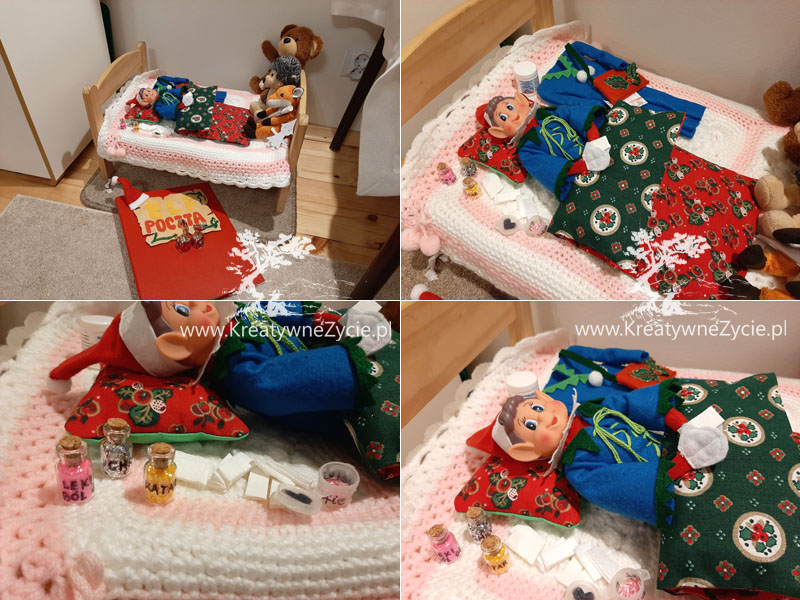 Elf on the shelf polska