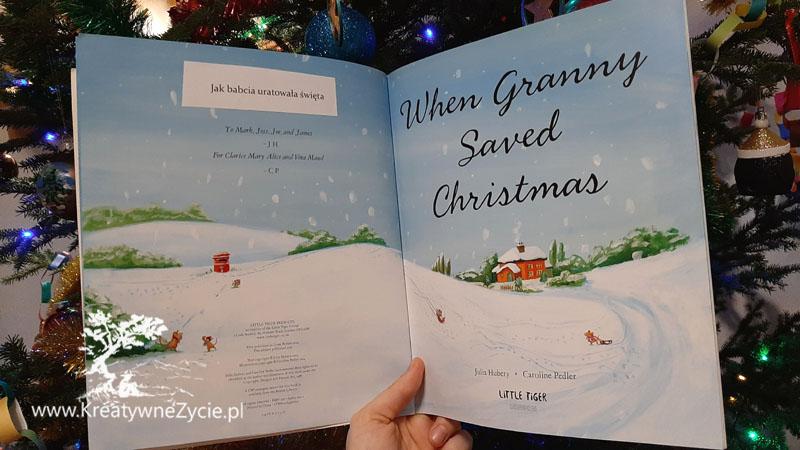 Jak babcia uratowała Święta