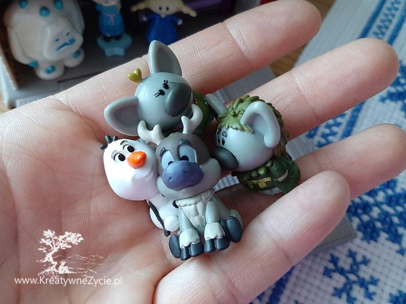 Disney Animators mini figurki