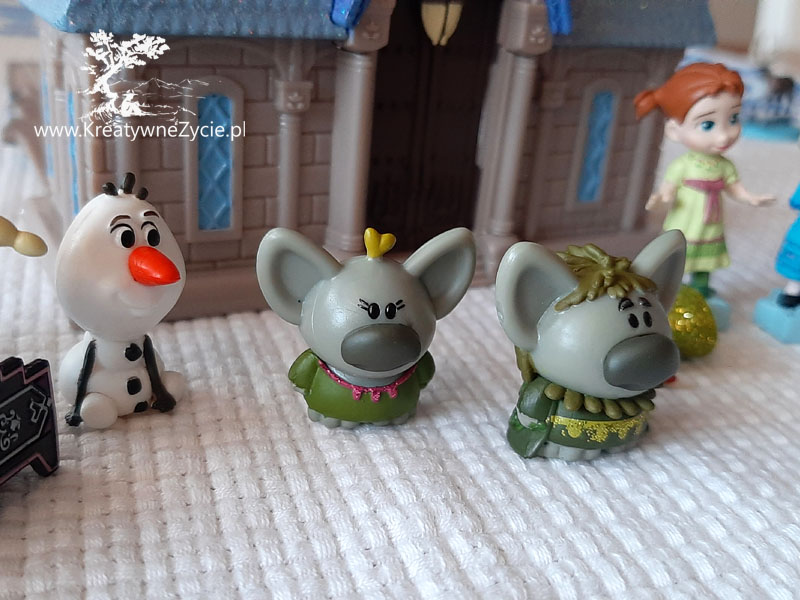 Disney animators mini Frozen