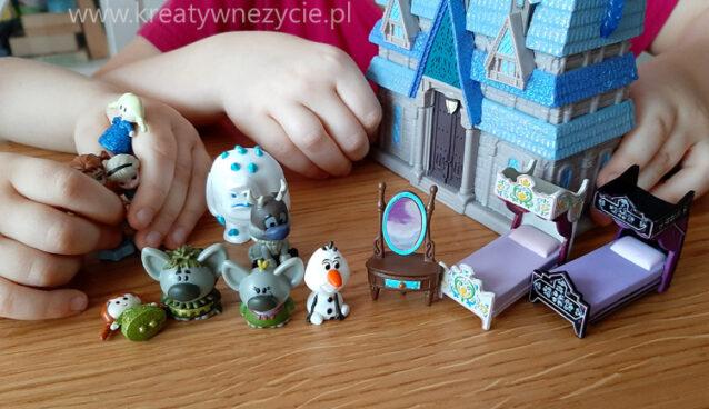 Polly Pocket Disney animators Kraina lodu
