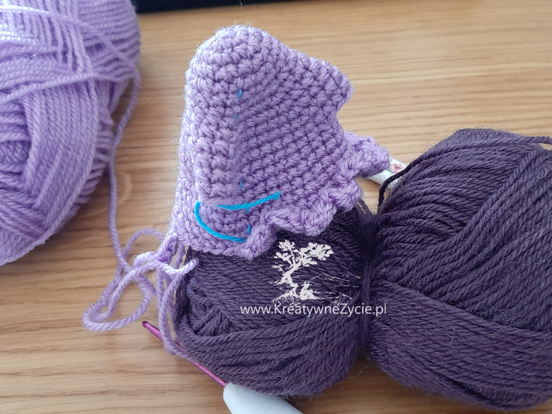 The Groke crochet Buka