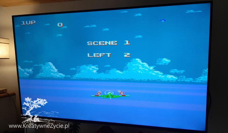 Nintendo konsola retro gry