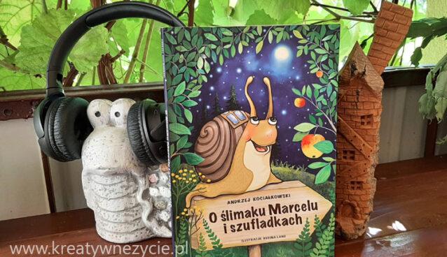 O ślimaku Marcelu słuchowisko