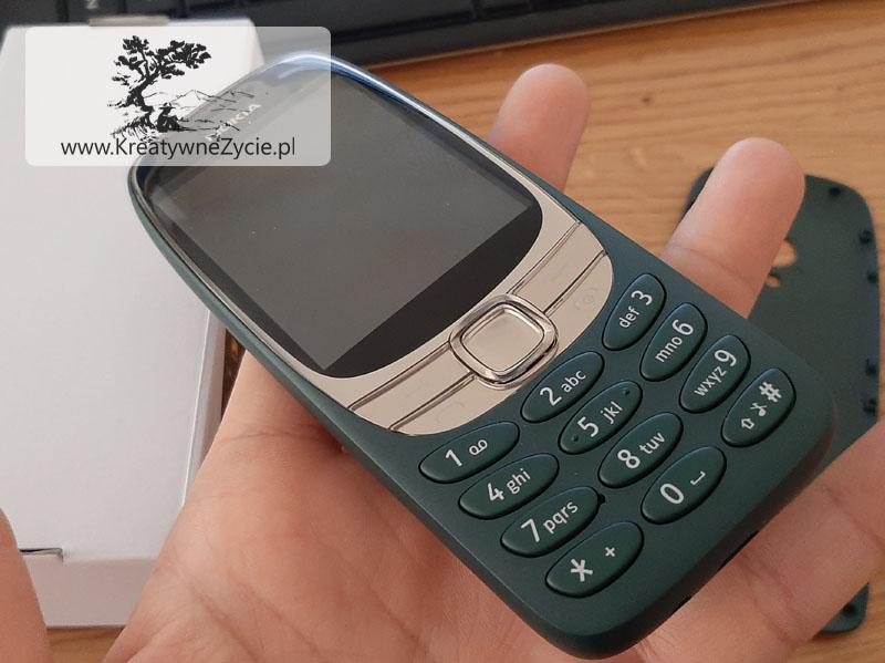 Nokia 3310 - tył