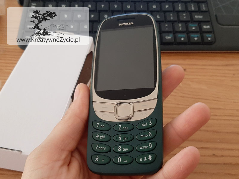 Nokia 3310 - nowa opinia