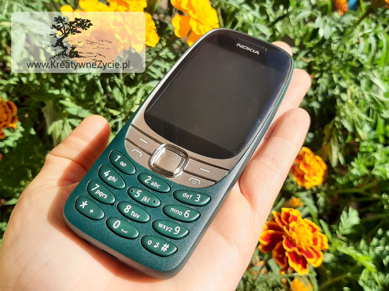 Nokia 6310 DS opinie