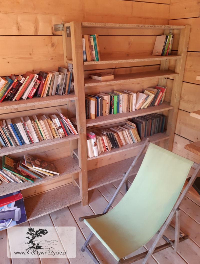 Wetlina budka z książkami